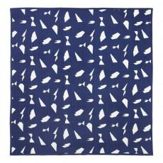 Couverture Cut - Bleu - 235x245 cm