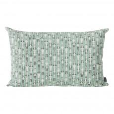 Coussin Vivid - Vert pâle - 60x40 cm