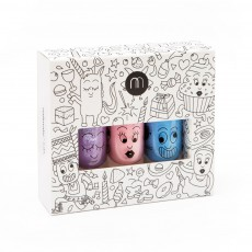 Pack 3 vernis Party