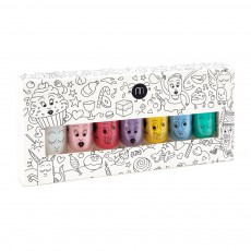 Pack 7 vernis Party