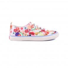 Baskets Fleurs Lokai Multicolore