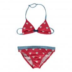 Bikini Marin Girl Rouge