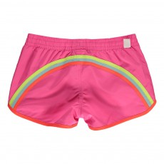Short de Bain Court Uni Lora Rose