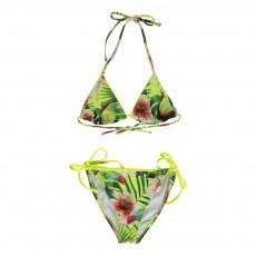 Bikini Jennifer Tropical Birds Jaune