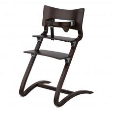 Chaise haute avec arceau Noyer