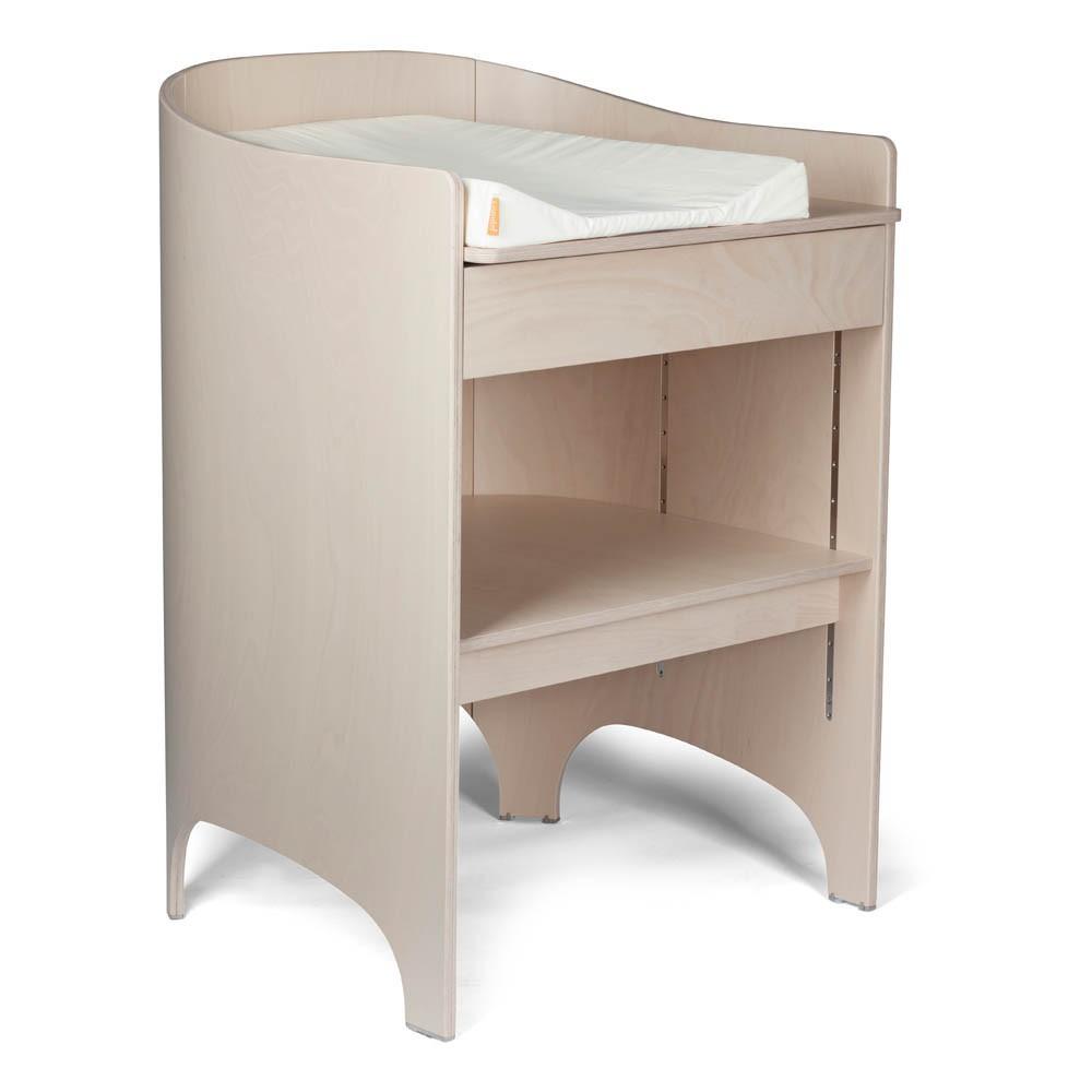commode langer volutive beig c rus leander mobilier. Black Bedroom Furniture Sets. Home Design Ideas