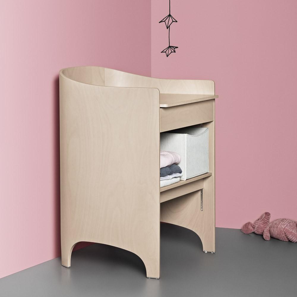 table langer volutive beige c rus leander univers b b smallable. Black Bedroom Furniture Sets. Home Design Ideas