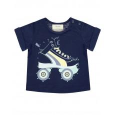 T-shirt Roller Dessine-Moi Bleu marine