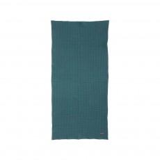 Serviette - Bleu pétrole - 50X100 cm