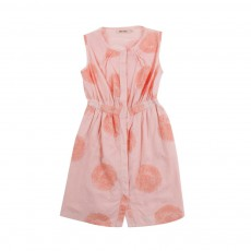 Robe  Mr Shy All Over Rose poudré
