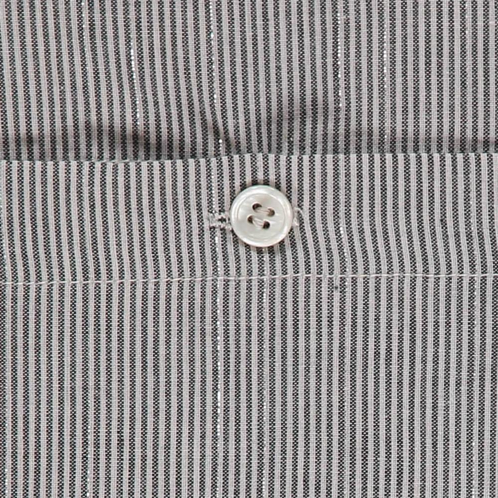 taie d 39 oreiller ray e nuage 50x70 cm noir et blanc louis. Black Bedroom Furniture Sets. Home Design Ideas