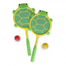 Raquettes tortue