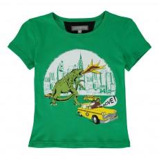 T-Shirt Escape NYC Vert