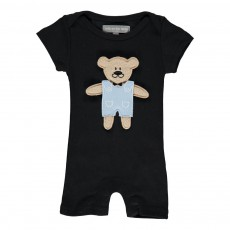 Combinaison Bear Jumpsuit Noir