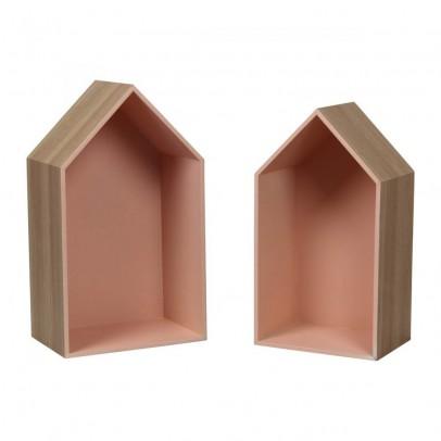 Smallable home haus regal pfirsichfarben minicatwalk com for Deko regal haus