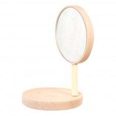 Etagère-miroir Belvédère en hêtre - Inga Sempé Naturel
