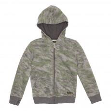 Sweat Camouflage Hayden Gris chiné