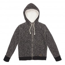 Sweat Fourré Hopper Gris chiné