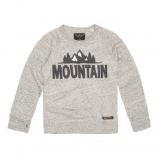 Sweat Mountain Hank Gris chiné
