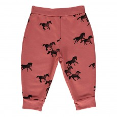 Jogger Chevaux Rouge