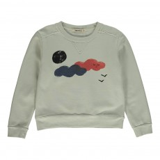 Sweat Nuages Ecru