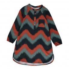 Robe  Vagues Multicolore