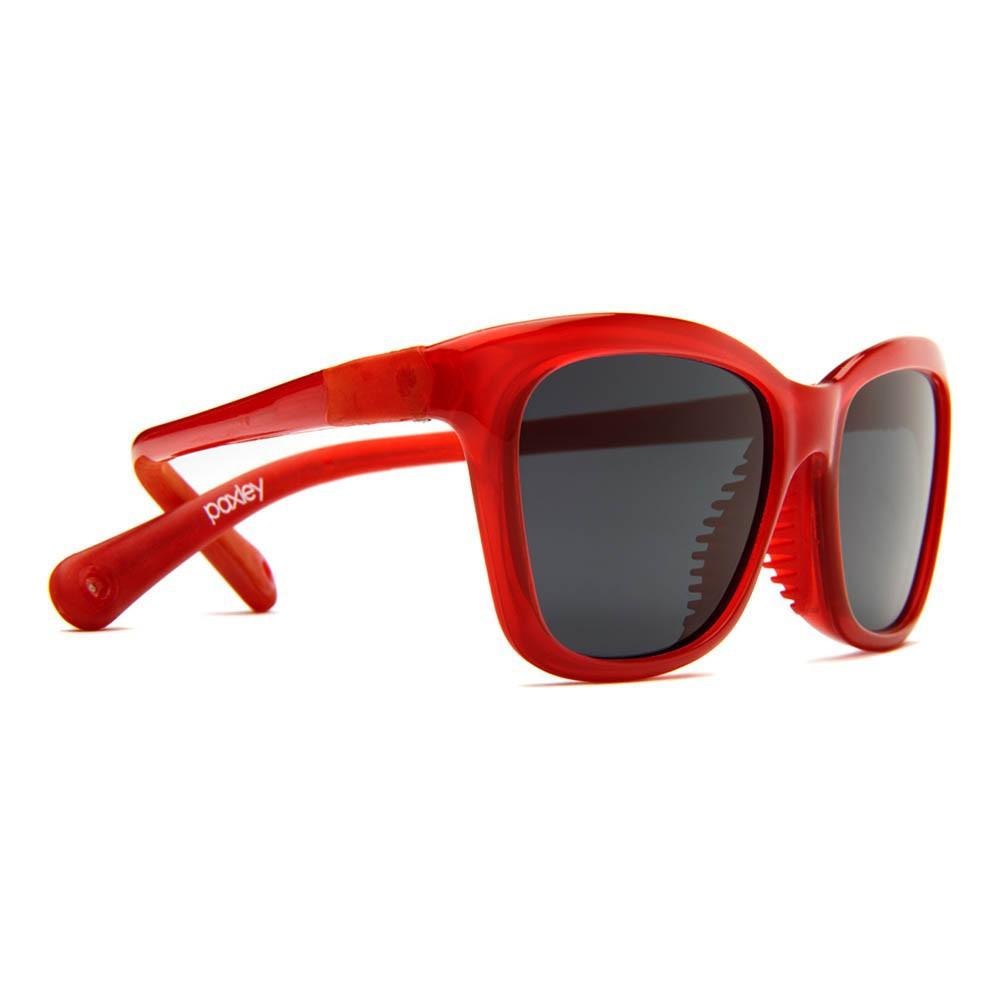 lunettes de soleil solo rouge paxley mode enfant smallable. Black Bedroom Furniture Sets. Home Design Ideas