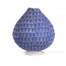 Lampe à poser Kyris D40 cm Bleu