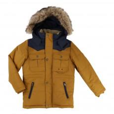 manteau enfant timberland