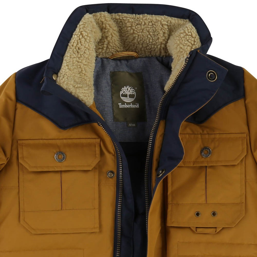 timberland enfant manteau