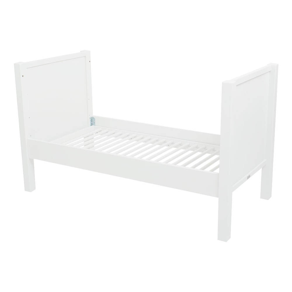 lit volutif joy 70x140 cm blanc quax mobilier smallable. Black Bedroom Furniture Sets. Home Design Ideas