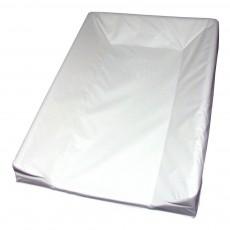 Coussin à langer angles carrés 70x50 cm Ecru