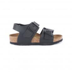 Sandales New York Noir