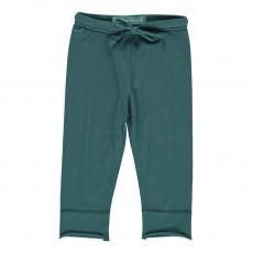 Pantalon Pony Bleu Vert