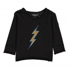 T-Shirt Eclair Bosi Gris foncé