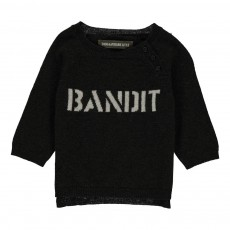 Pull Bandit Zazou Vert kaki