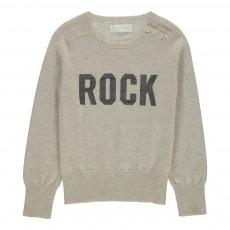 Pull Rock Clous Lucy Rose pâle