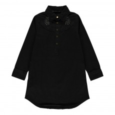 Robe Denim Giulia Noir