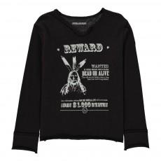 T-Shirt Reward Boxer Gris anthracite