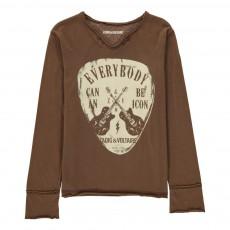 T-Shirt Everybody Boxer Vert kaki
