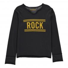T-Shirt Rock Boxer Bleu nuit