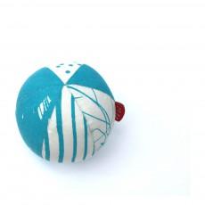 Balle bleue