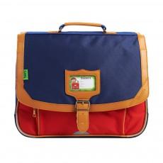 Cartable Classic Bicolore 38cm Rouge