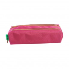 Trousse Double Classic Rose