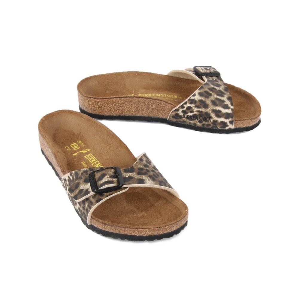 birkenstock leopard