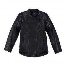 Perfecto Cuir Bi-Colore Esras Noir