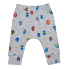 Pantalon Masques Macy Gris