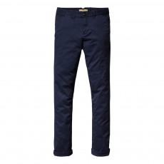 Pantalon Chino Bleu nuit