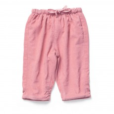 Pantalon Velours Wayland Bébé Rose pâle