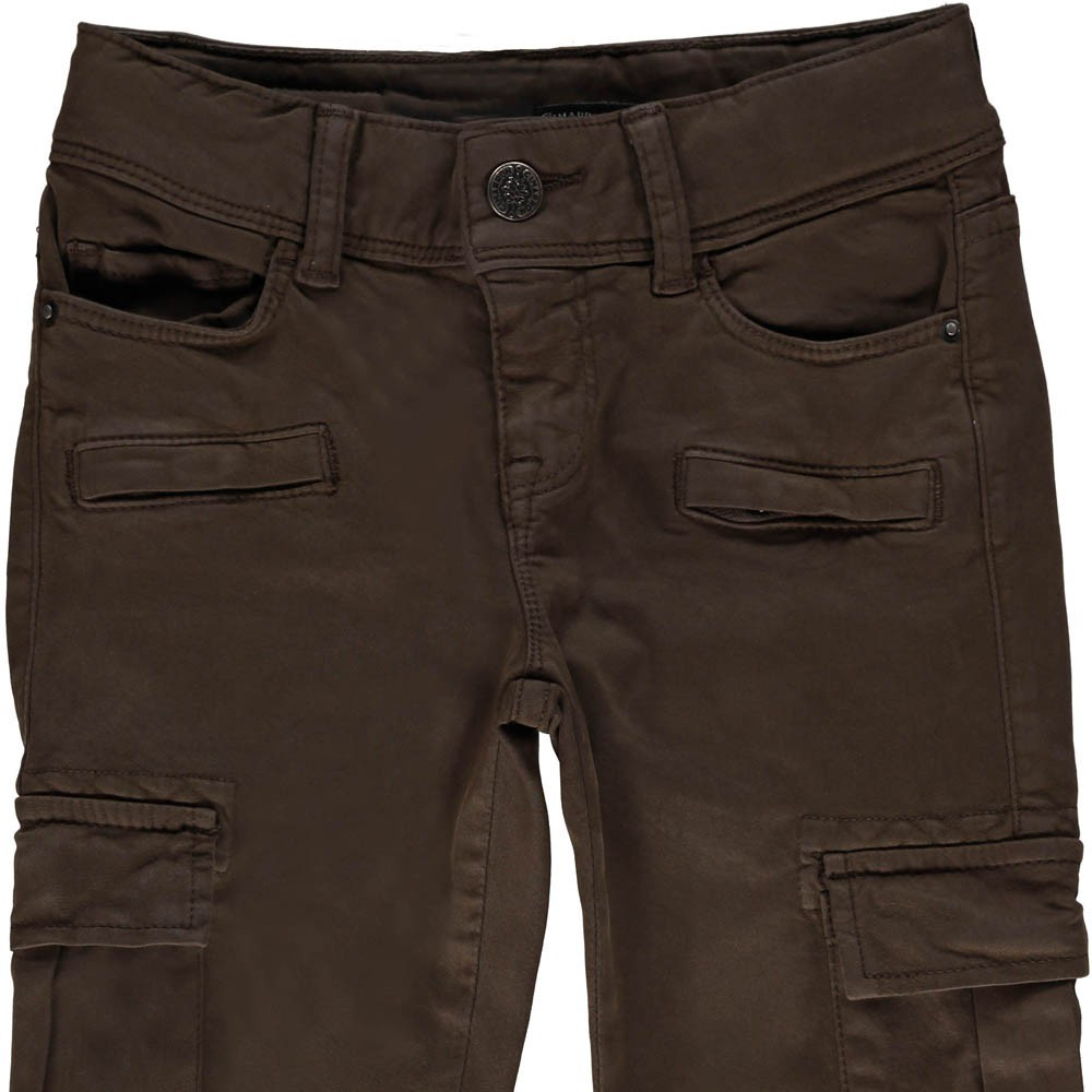 pantalon militaire skinny harper vert kaki cimarron mode ado smallable. Black Bedroom Furniture Sets. Home Design Ideas